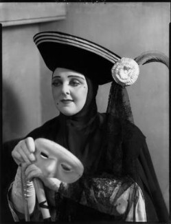 Evelyn Gardiner (née Enid Griffin) as Duchess of Plaza-Toro in 'The Gondoliers', by Bassano Ltd - NPG x153412