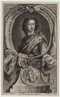William, Duke of Gloucester, by John Sebastian Miller (formerly Johann Sebastian Müller), after  Sir Godfrey Kneller, Bt - NPG D31086