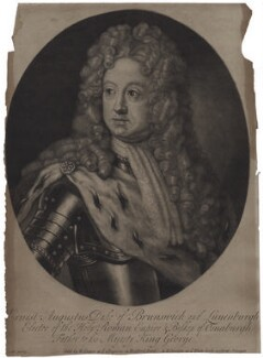 Prince Ernest Augustus, Duke of York and Albany, after Unknown artist, published by  Edward Cooper, and published by  Henry Overton - NPG D31088