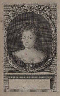 Sophia Charlotte of Hanover, after Unknown artist - NPG D31091