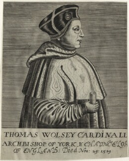 Thomas Wolsey, after Unknown artist - NPG D33086