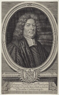 John Tillotson, by Robert White - NPG D31119