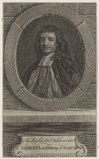 Gilbert Burnet, after John Riley - NPG D31132