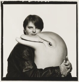 Paul Merton, by Trevor Leighton, 1994 - NPG  - © Trevor Leighton / National Portrait Gallery, London