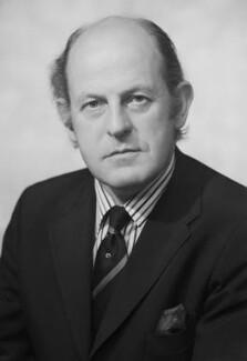 James Hector Northey ('Hamish') Gray, Baron Gray of Contin, by Bassano Ltd - NPG x174020