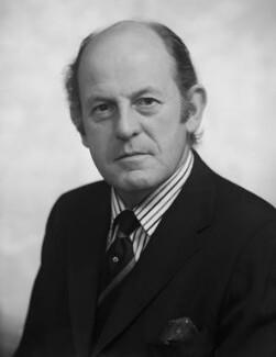 James Hector Northey ('Hamish') Gray, Baron Gray of Contin, by Bassano Ltd - NPG x174023