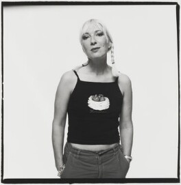Jenny Eclair, by Trevor Leighton - NPG x87782