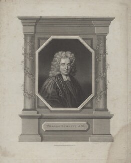 William Burkitt, by James Hopwood Jr, published by  Richard Evans - NPG D31158