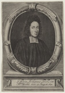 John Todd, by Jan Drapentier, after  Unknown artist - NPG D31162