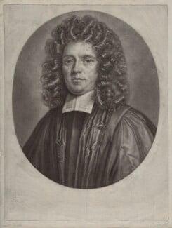 Michael Hewetson, by John Smith, after  Edward Lutterell (Luttrell), 1690 - NPG D31166 - © National Portrait Gallery, London