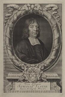 Samuel Slater, by Robert White - NPG D31170