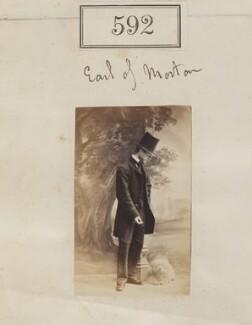 Sholto John Douglas, 18th Earl of Morton, by Camille Silvy - NPG Ax50272