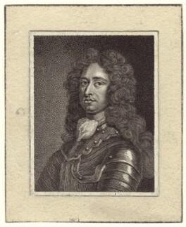 Thomas Tollemache (Talmash, Talmach, Tolmach), after Sir Godfrey Kneller, Bt - NPG D31202