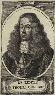 Called Sir Thomas Overbury, by Unknown engraver - NPG D33171