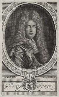 James Drake, by Michael Vandergucht, after  Thomas Forster - NPG D31240