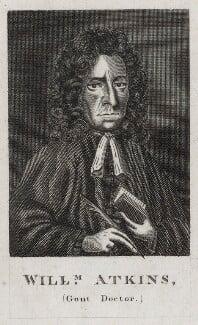 William Atkins, possibly after Frederick Hendrik van Hove - NPG D31247