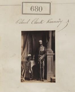 John Clark-Kennedy, by Camille Silvy - NPG Ax50329