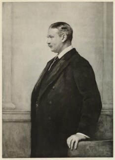 Aretas Akers-Douglas, 1st Viscount Chilston, after Sir Arthur Stockdale Cope - NPG D33186