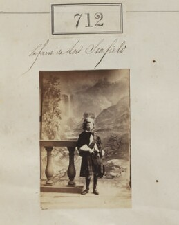 Ian Charles Ogilvie-Grant, 8th Earl of Seafield, by Camille Silvy - NPG Ax50354