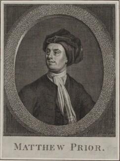 Matthew Prior, after Jonathan Richardson - NPG D31253