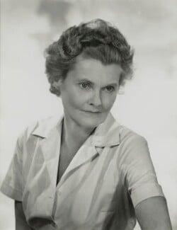 Joy Adamson (née Friederike Viktoria Gessner), by Madame Yevonde - NPG x131726