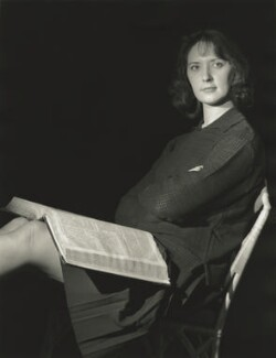 Shelagh Delaney, by Madame Yevonde - NPG x131730