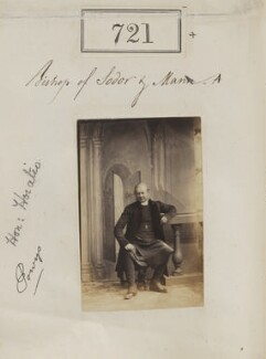Horatio Powys, by Camille Silvy - NPG Ax50357