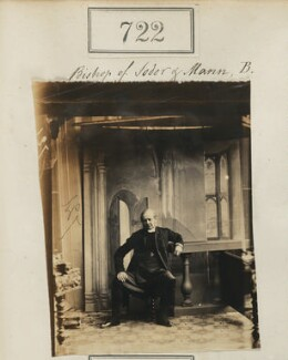 Horatio Powys, by Camille Silvy - NPG Ax50358
