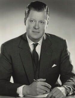 Edward John Spencer, 8th Earl Spencer, by Madame Yevonde, October 1967 - NPG x131733 - © Yevonde Portrait Archive