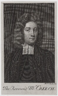 Thomas Creech, by Michael Vandergucht - NPG D31263
