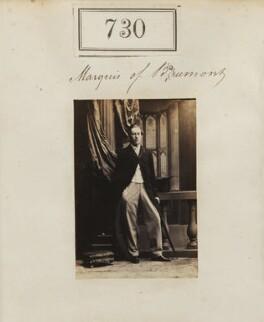 James Henry Robert Innes-Ker, 7th Duke of Roxburghe, by Camille Silvy - NPG Ax50364