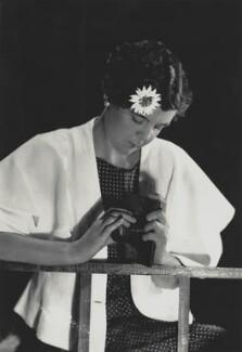 Madame Yevonde, by Madame Yevonde, 1930s - NPG x131757 - © Yevonde Portrait Archive