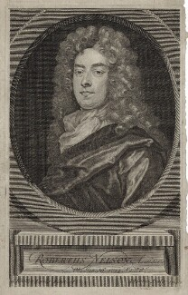 Robert Nelson, by George Vertue, after  Sir Godfrey Kneller, Bt - NPG D31269