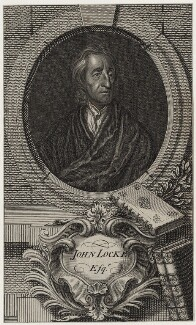John Locke, after Sir Godfrey Kneller, Bt - NPG D31280
