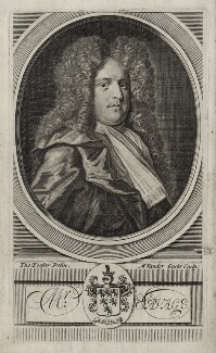 John Savage, by Michael Vandergucht, after  Thomas Forster - NPG D31286