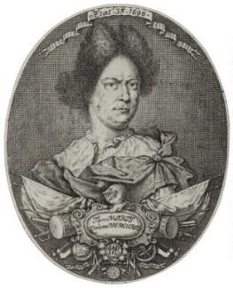 William Parsons, by Simon Gribelin, after  Pierre Berchet - NPG D31298