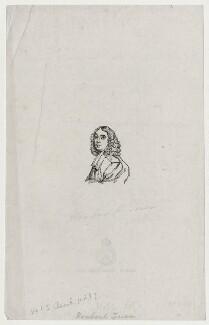 Herbert Tuer, after Unknown artist - NPG D31299