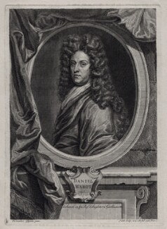 Daniel Marot, by Jacob Gole, after  James Parmentier - NPG D31305