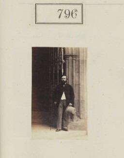 William Stacpoole, by Camille Silvy - NPG Ax50404