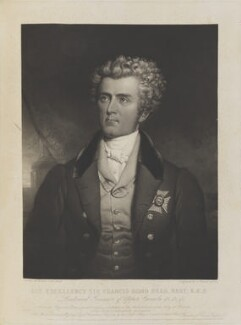 Sir Francis Bond Head, 1st Bt, by Charles Turner, after  Nelson Cook - NPG D9271