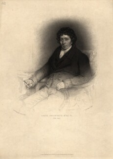 Aaron Arrowsmith, by Thomas Anthony Dean, after  Henry William Pickersgill - NPG D9276