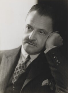 Somerset Maugham, by Madame Yevonde - NPG x21266