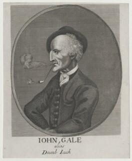 John Gale, after Unknown artist - NPG D31359