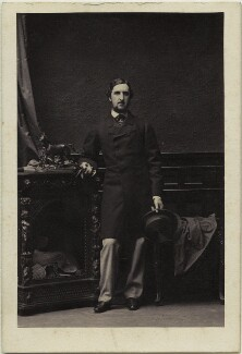 John Charles Pratt, 3rd Marquess Camden, by Camille Silvy - NPG Ax77102