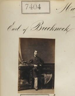 John Charles Pratt, 3rd Marquess Camden, by Camille Silvy - NPG Ax57311