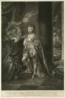 Frederick, Duke of York and Albany, by Joseph Saunders, published by  Walter Shropshire, after  Richard Brompton, published 1774 - NPG D33216 - © National Portrait Gallery, London