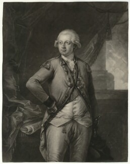 Frederick, Duke of York and Albany, by Domenico Cunego, after  Edward Francis Cunningham (Calze) - NPG D33217