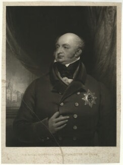 Frederick, Duke of York and Albany, by John Charles Bromley, after  Robert Bowyer - NPG D33218