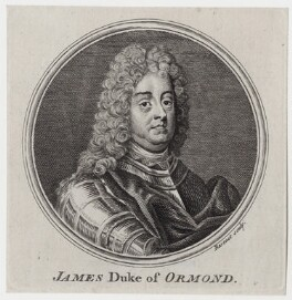 James Butler, 2nd Duke of Ormonde, by Simon François Ravenet, after  Michael Dahl - NPG D31401