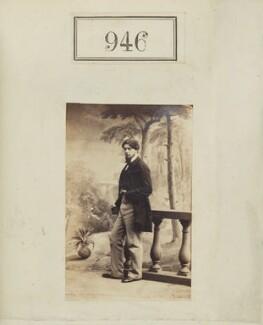 Henry Hucks Gibbs, 1st Baron Aldenham, by Camille Silvy - NPG Ax50516